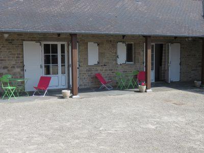 Studios Le Lerry / Le Quesnay - extérieur