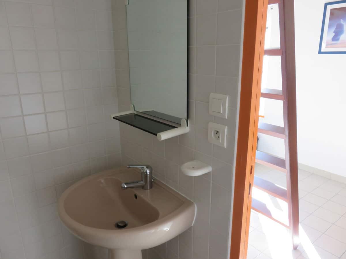 La Jacotterie - salle de bains