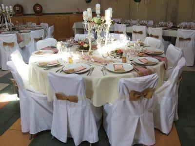 La Poupardière - configuration mariage
