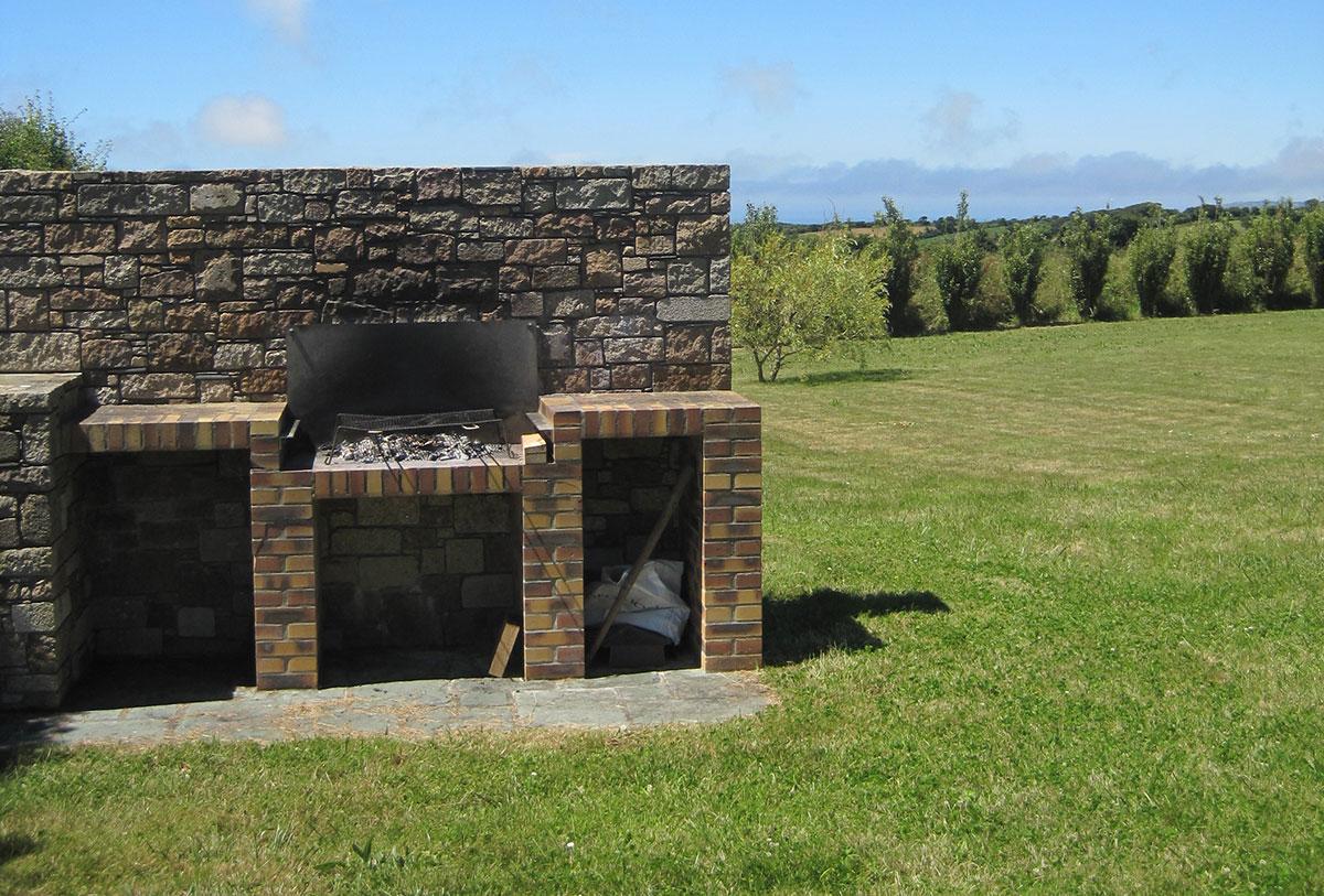 La Poupardière - barbecue