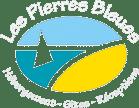 Les Pierres Bleues – Gites, séjours et réceptions à Surtainville (Manche) Logo