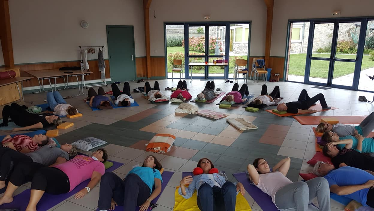 Octobre 2018 - Atelier relaxation